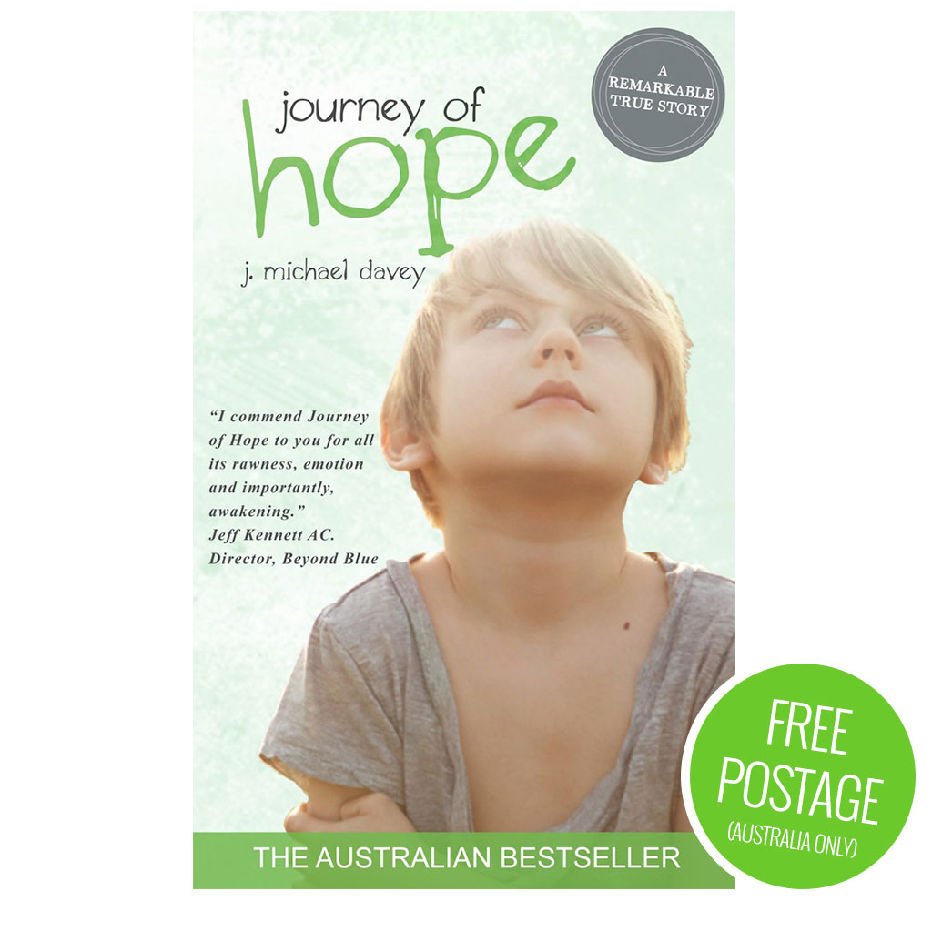 Journey Of Hope Includes Two Free Greeting Cards Dr J Michael