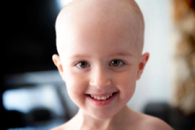 kids cancer photo
